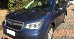 SUBARU FORESTER 2.0 EXCLUSIVE AT – GARANZIA 3 ANNI