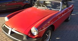 MG MGB 1.8 SPIDER