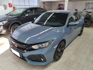 HONDA CIVIC VARESE BRITISH MOTORS