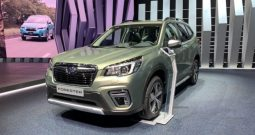 NUOVA SUBARU FORESTER e-BOXER IBRIDA – ORDINABILE